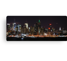 City Landscape Canvas Print