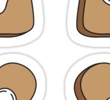 Egg-n-Toast Sticker