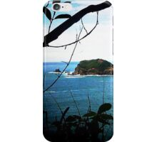 Paradise Island Print iPhone Case/Skin