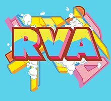 RVA - Wall Art by Lee Lacy