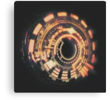 Cosmic Gateway | Blaze Canvas Print