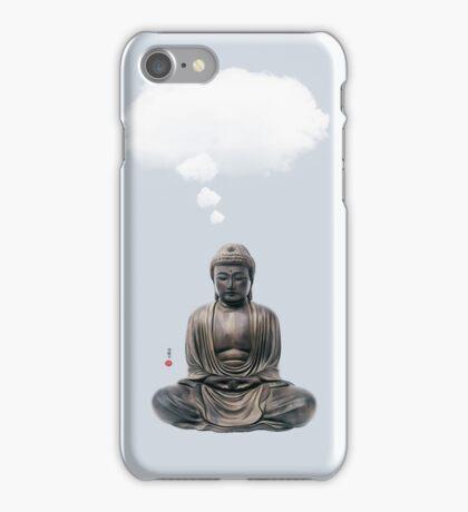 Not Thinking... iPhone Case/Skin