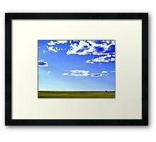 Cloudberry Framed Print