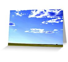 Cloudberry Greeting Card