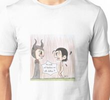 Maleficent and Diaval Unisex T-Shirt