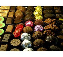 Chocolate Sinsation Photographic Print