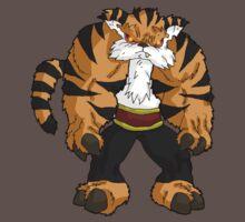 tiger by kangarookid