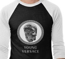 YOUNG VER$ACE Men's Baseball ¾ T-Shirt