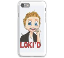 Loki'd iPhone Case/Skin