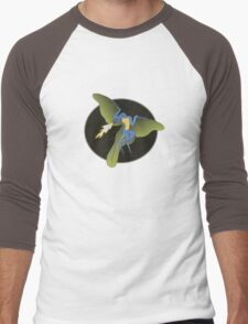 Archaeopteryx (the fire breathing kind) Men's Baseball ¾ T-Shirt