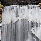 Frozen Falls by Kenneth Keifer