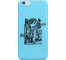 I Create My Life Every Day (in French) iPhone Case/Skin