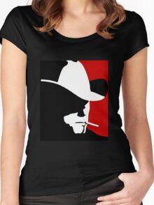 Marlboro man Women's Fitted Scoop T-Shirt