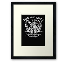 dragon lives Framed Print