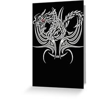 fly dragon Greeting Card