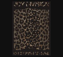 Leopard Joy Division Logo by bubbleshoptee