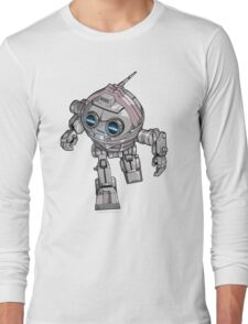 """TECHNO BOLT """"Shirts, Sweaters, and Hoodies"""" Long Sleeve T-Shirt"""