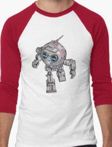 "TECHNO BOLT ""Shirts, Sweaters, and Hoodies"" Men's Baseball ¾ T-Shirt"