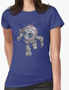 """TECHNO BOLT """"Shirts, Sweaters, and Hoodies"""" Womens Fitted T-Shirt"""