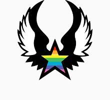 winged rainbow starz Unisex T-Shirt