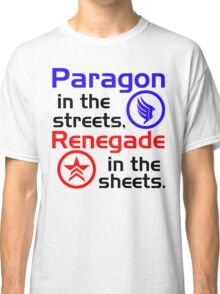 Paragon vs. Renegade Classic T-Shirt