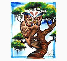 moth face owl Unisex T-Shirt