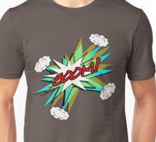 BOOM! pop art Unisex T-Shirt