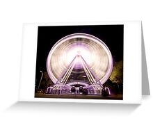 Perth Wheel Greeting Card