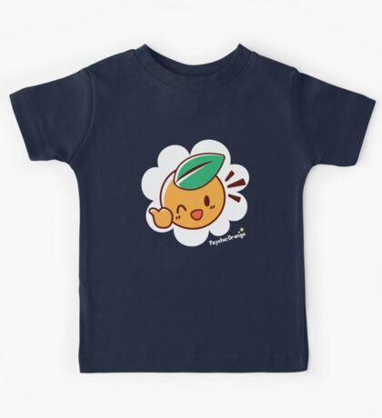 Orange Kid Kids Tee