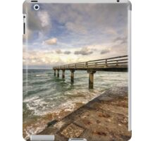 Atlantic Jetty  iPad Case/Skin