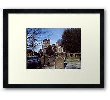 Easingwold Parish Church Framed Print