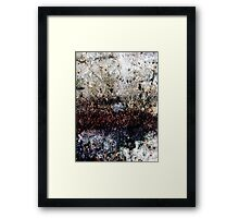 There is a place..... Framed Print