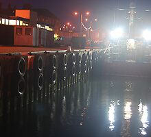 enlightened harbour by NordicBlackbird