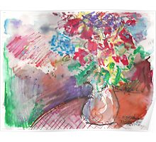 FLOWERS GONE ABSTRACT(C2012) Poster