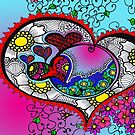 Valentine's Day, The Window to My Heart by bajidoo