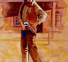 The Gunfighter by Ronald Wilkinson