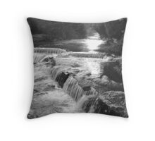 Ontonagon River Throw Pillow