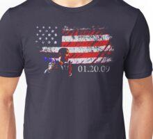 Barack Obama  Inauguration 01 20 09 t shirt Unisex T-Shirt