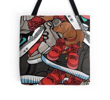 yeezy dog Tote Bag