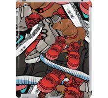 yeezy dog iPad Case/Skin