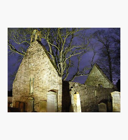 The Auld Kirk Photographic Print