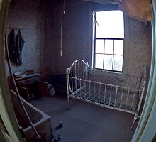 Child's Room - The ghost town of Bodie by Harry Snowden