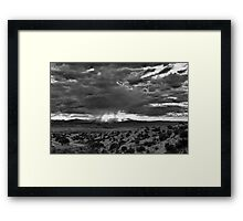 Monsoon Season Framed Print