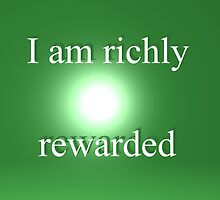 Richly Rewarded by Katherine T Owen, Author
