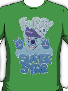 FURRY SUPERSTAR - color T-Shirt