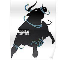 occu.py #python Poster