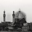 Golden Mosque Samarra Iraq by siuwojo