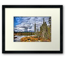 Autumn Delight Framed Print
