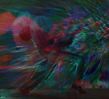 Freddie Mercury by Kep Van Der Moosh