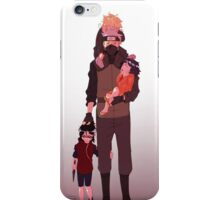 Naruto - Kids Team 7 iPhone Case/Skin